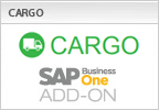 CARGO SAP BUSINESS ONE  add-on